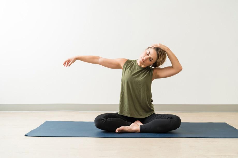Движения плечами