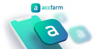 С компанией AccFarm теперь купить аккаунт в социальных сетях можно в один клик