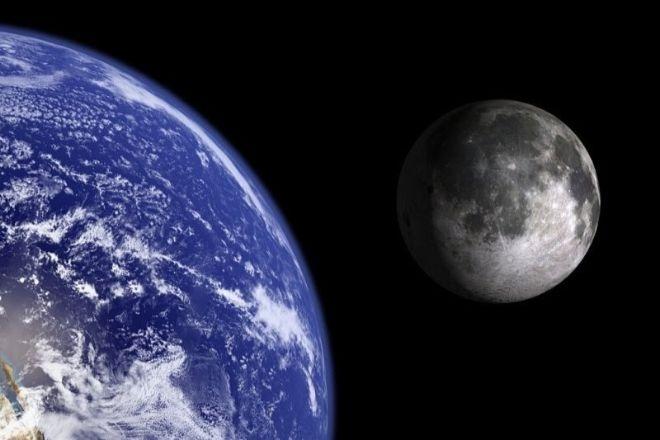 затмение луны 26 мая 2021