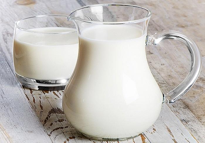 молоко вредит коже