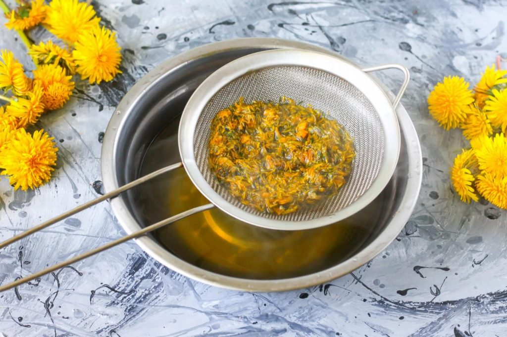 мед из одуванчиков рецепт