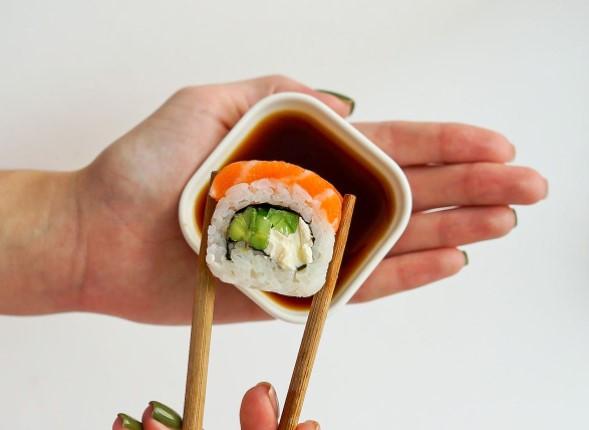 суши и их калорийность